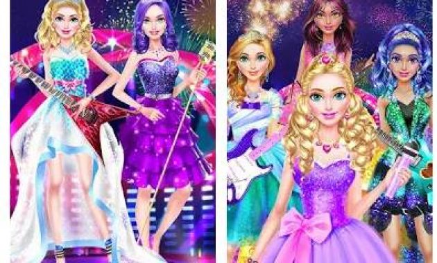 Game Barbie Berdandan dan Salon Game Barbie Berdandan Pengantin