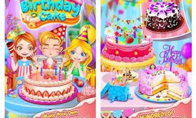 Game Kue Ulang Tahun Permainan Menghias Kue Ulang Tahun