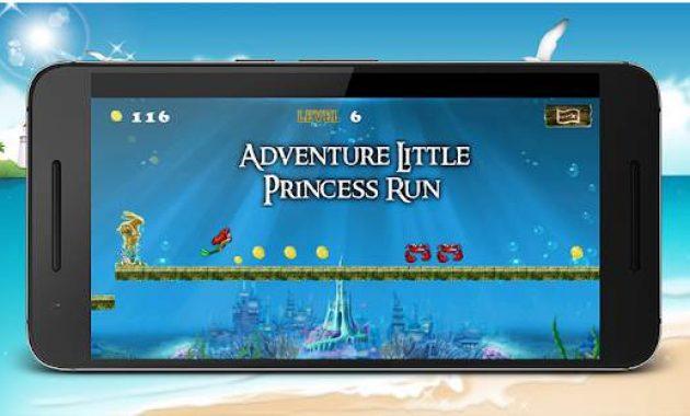 Game Putri Duyung Ariel Permainan Putri Duyung Dan Pangeran
