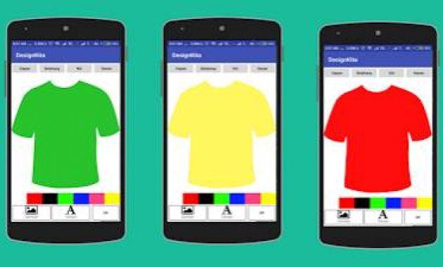 Aplikasi Desain Kaos Kemeja Download Aplikasi Desain Baju