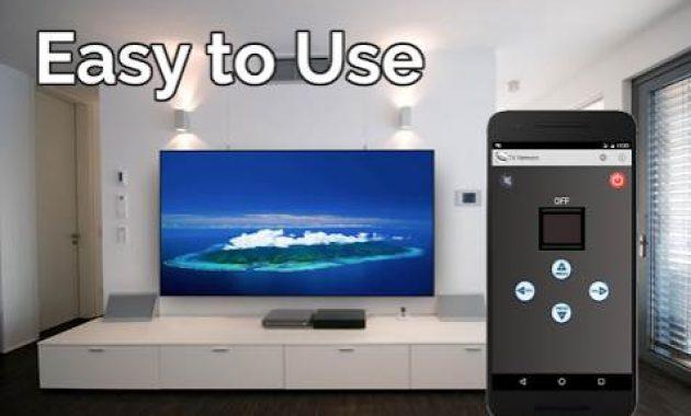 6 Aplikasi Remote Tv Terbaik Untuk Semua Merk Televisi Di Smartphone