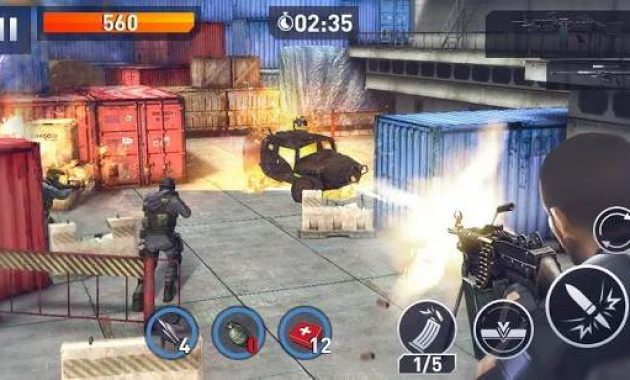 Game Fps Android Terbaik Gratis Game Fps Android Ukuran Kecil