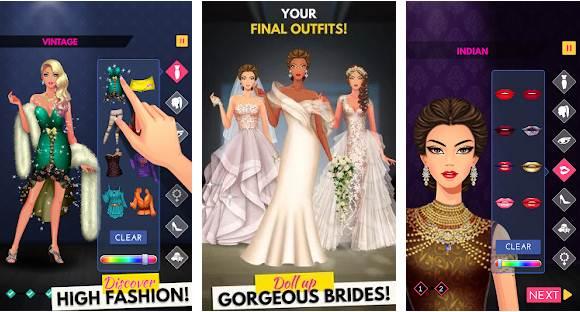 Game Merias Online Permainan Make Up Salon Dan Berpakaian