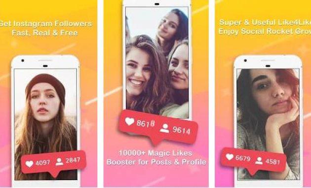 Aplikasi Like Instagram Koin Like Instagram Gratis Cara Like Instagram Otomatis