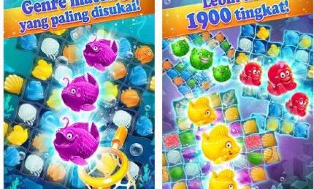 Game Putri Duyung Berenang Permainan Putri Duyung Salon Permainan Putri Duyung Kecil