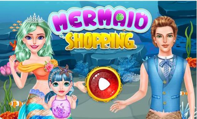 Game Putri Duyung Cantik Download Game Putri Duyung Ariel