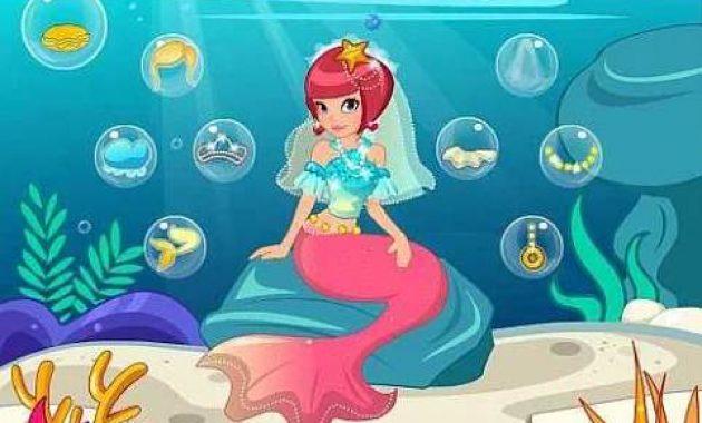 Game Putri Duyung Hamil Game Putri Duyung Berenang Permainan Putri Duyung Melahirkan