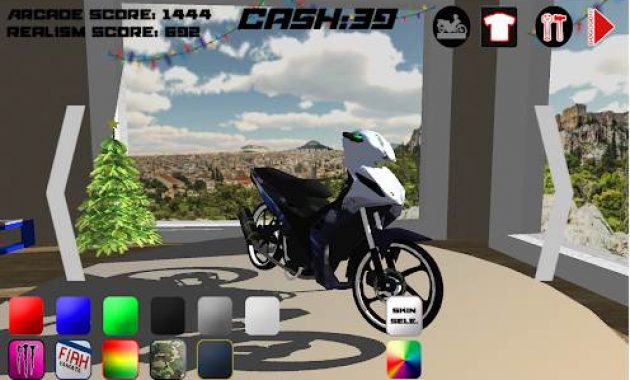 Game Modifikasi Motor Apk Game Modifikasi Motor Mod Apk
