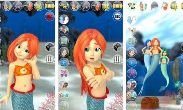 Game Putri Duyung Berpakaian Download Game Putri Duyung Game Putri Duyung Berenang