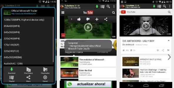 Aplikasi Tubemate Untuk Android Ini Kelebihannya Untuk Download