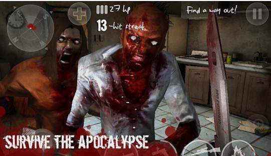 Game Sadis Offline Permainan Sadis Bunuh zombi offline