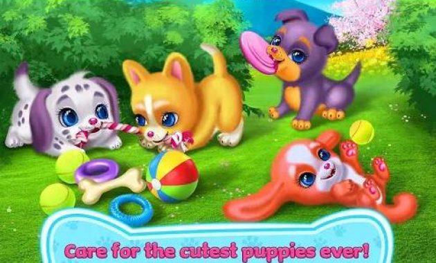 Game Anjing Dan Kucing Permainan Anjing Menggigit