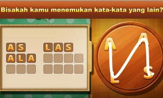 Game Cari Kata Online Permainan Cari Kata Indonesia