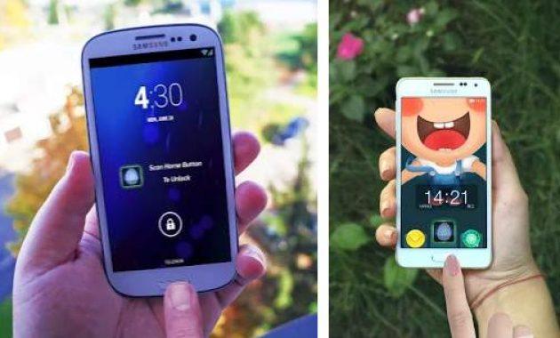 Aplikasi Sidik Jari Samsung Aplikasi Sidik Jari Iphone 4