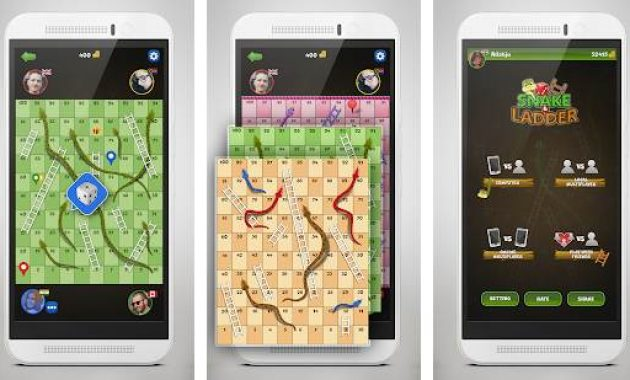 Game Ular Tangga Offline Android Download Game Ular Tangga