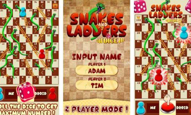 Game Ular Tangga Online Game Ular Tangga 3d