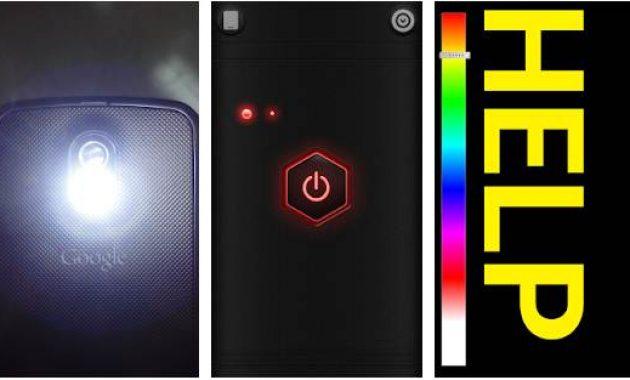 Aplikasi Senter Canggih Hp Senter Paling Terang Aplikasi Senter Laser