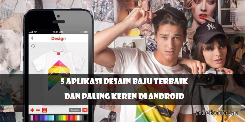 Aplikasi Desain Baju Terbaik dan Paling Keren di Android