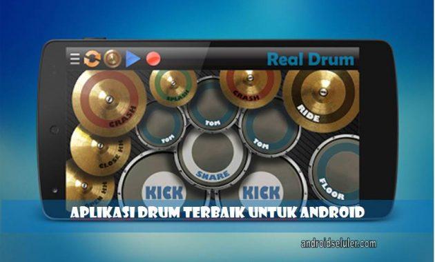 Aplikasi Drum Terbaik dan Paling Bagus untuk Android