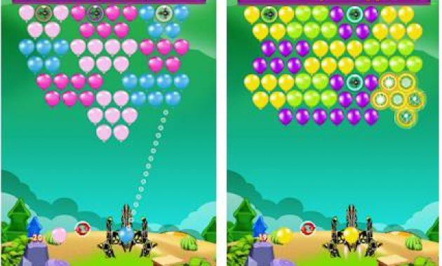 Game Balon Terbang Game Melindungi Balon