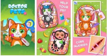 Game Merawat Hewan Peliharaan Game Merawat Kucing Anggora