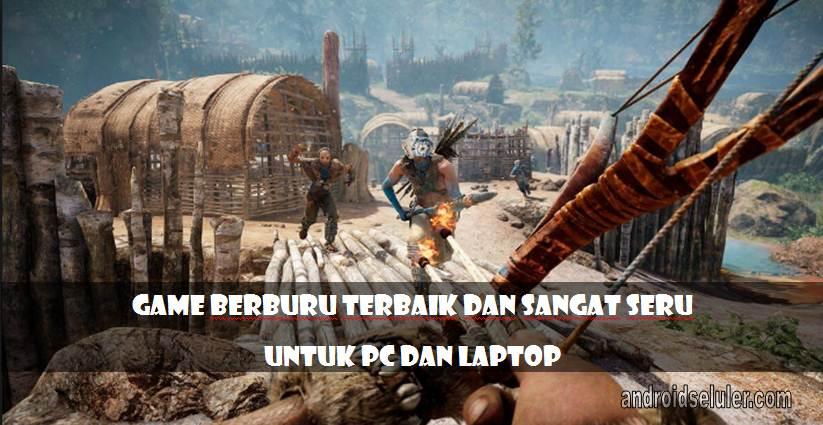 Game Berburu Terbaik dan Sangat Seru untuk PC dan Laptop