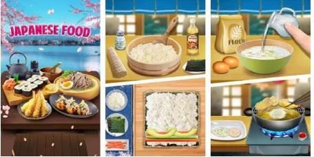 Game Memasak Sushi Jepang  Game Sushi Bar