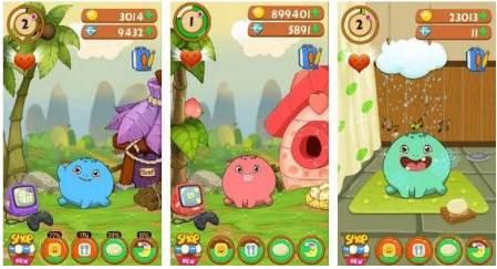 Game Merawat Hewan Peliharaan Imut Game Memelihara Monster Android