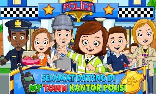 Game Polisi Lalu Lintas Permainan Polisi Dan Pencuri