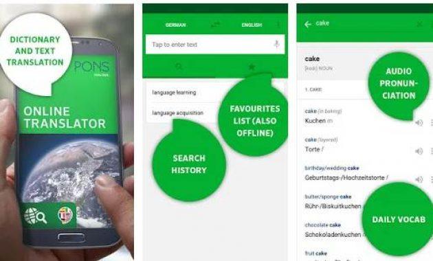 Aplikasi Terjemahan Bahasa Inggris Aplikasi Translate Terbaik Untuk Pc