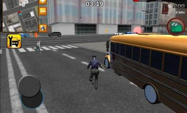 Game Polisi Android Permainan Mobil Polisi Mengejar Maling
