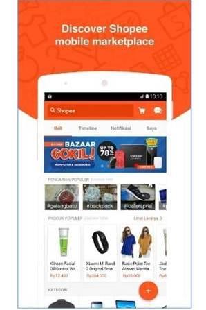 Aplikasi Jual Beli Online Terbaik Aplikasi Jual Beli Online Bayar Di Tempat