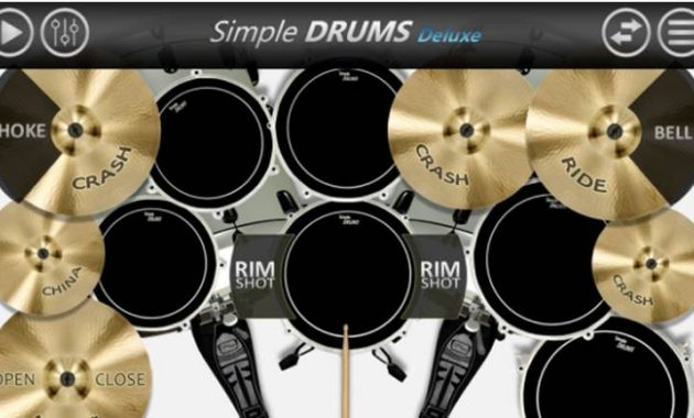 Aplikasi Drum Paling Responsive Download Aplikasi Drum Android Apk