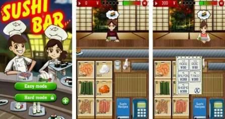 Game Memasak Sushi Gratis Permainan Sushi House
