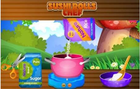 Game Memasak Sushi Download Game Sushi Permainan Masak Masakan Yang Seru