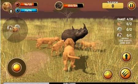 Game Singa Vs Harimau Offline Download Harimau Vs Singa