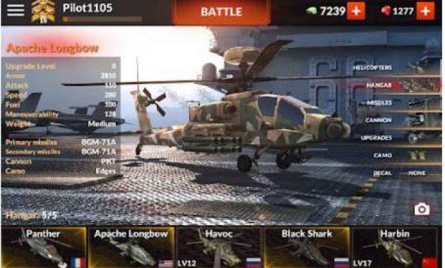 Game Perang Helikopter Gratis Game Helikopter Terbaik