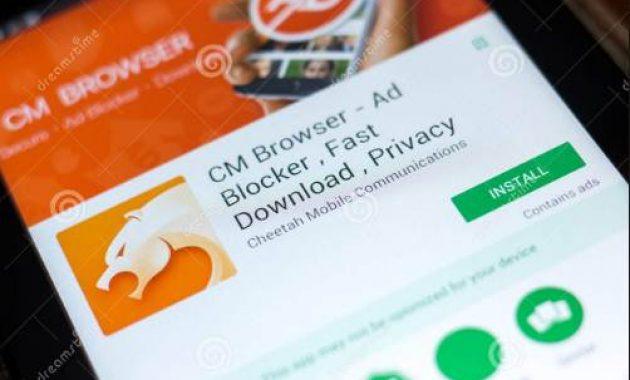 Cm Browser Serunya Internetan Yang Cepat Dan Ringan