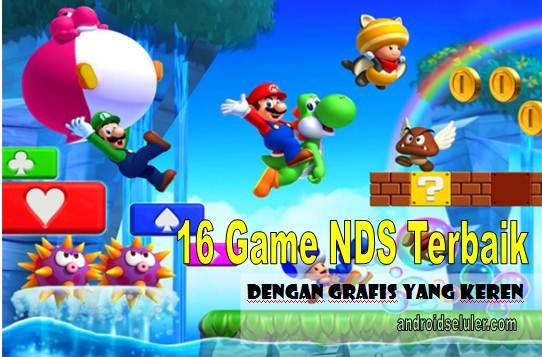 Game Nitendo DS Terbaik dan Terbaru dengan Grafis yang Tinggi