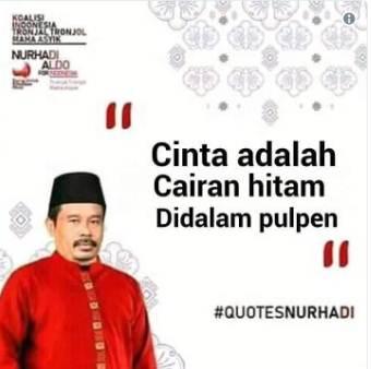 quotes Nurhadi – Aldo siapa