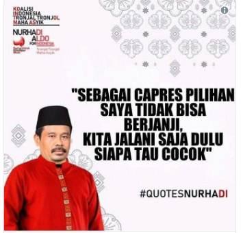 quotes Nurhadi – Aldo tukang pijat