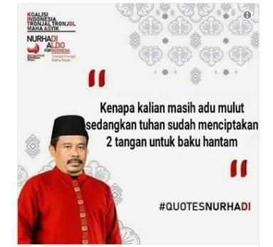 quotes Nurhadi – Aldo nomor 10