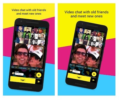 aplikasi video call live, chat video acak