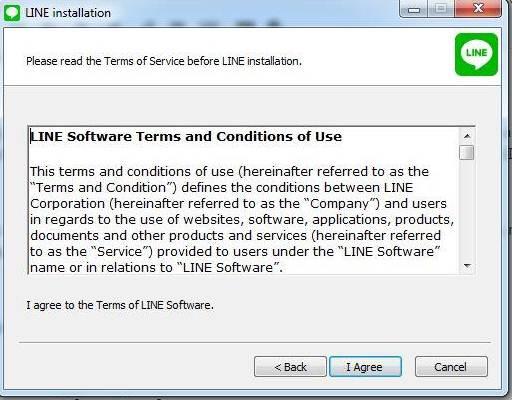 Cara Daftar Line Di Pc Email