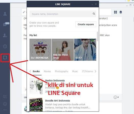 Cara Daftar Line Di Pc Download