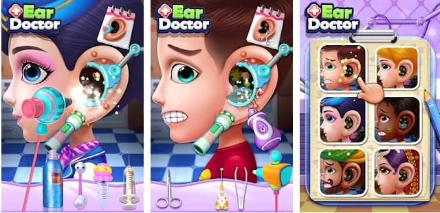 Game Dokter Bedah Plastik