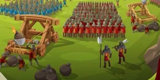 Game Kerajaan Strategi