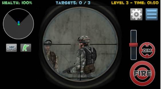 Game Sniper Terbaru Offline