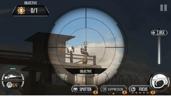 Game Sniper Terbaru Hp