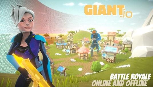 game battleground offline, game battle royale offline android terbaik - Giant.io